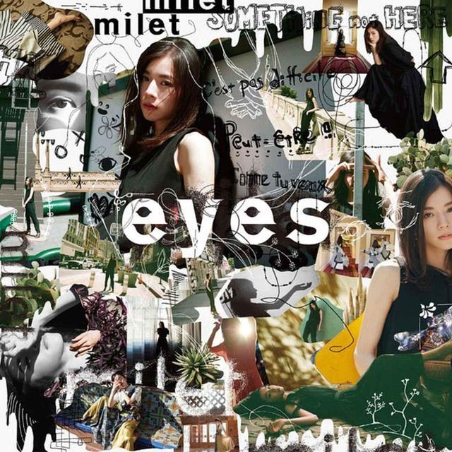 画像: eyes/milet