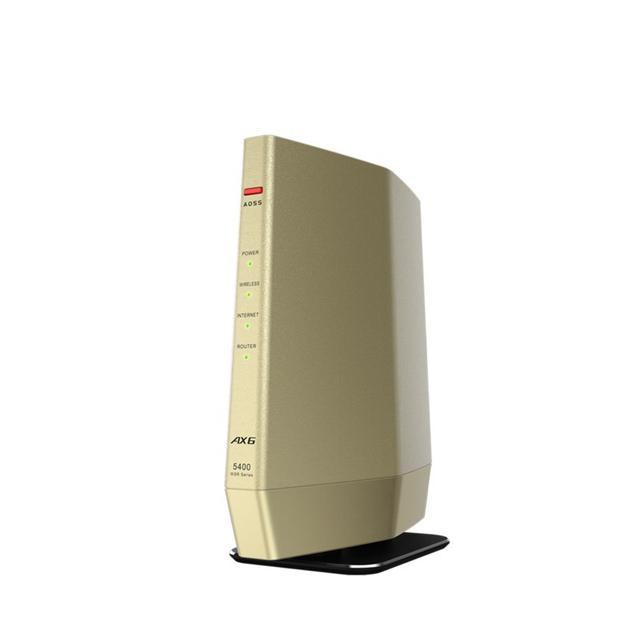 画像: WSR-5400AX6-CG : Wi-Fiルーター : AirStation | バッファロー
