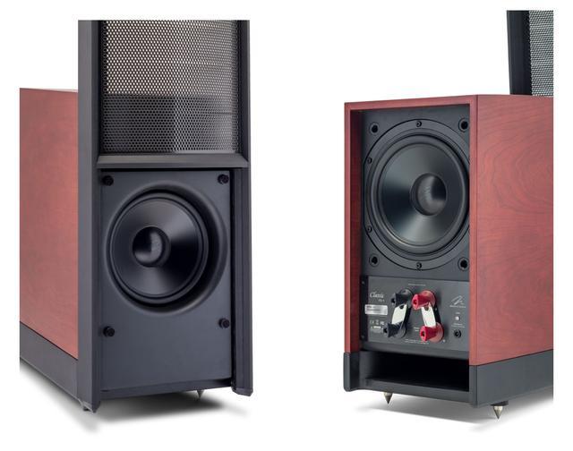 画像2: マーティン・ローガン、静電式スピーカーのハイエンドモデル「Classic ESL 9」を6月11日に発売。価格は130万円(ペア)