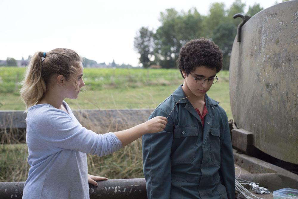 画像2: 【コレミヨ映画館vol.41】 『その手に触れるまで』分断と寛容。思春期の風。ベルギーの名匠ダルデンヌ兄弟が描く、ムスリム少年のアイデンティティ