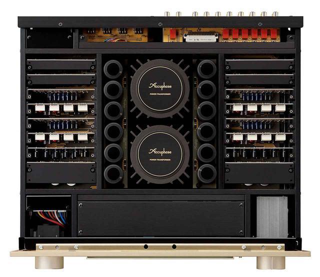 画像3: アキュフェーズが「創立50周年記念モデル」第二弾となるプリアンプ「C-3900」を7月に発売。新開発の「Dual Balanced AAVA」回路を搭載し、約30%のノイズ抑制に成功!