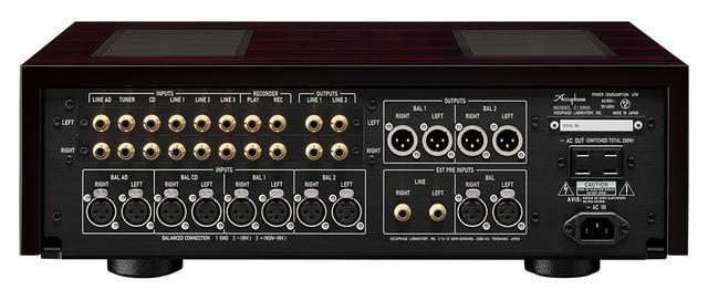 画像2: アキュフェーズが「創立50周年記念モデル」第二弾となるプリアンプ「C-3900」を7月に発売。新開発の「Dual Balanced AAVA」回路を搭載し、約30%のノイズ抑制に成功!