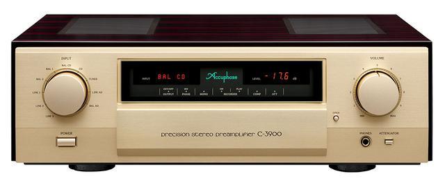 画像1: アキュフェーズが「創立50周年記念モデル」第二弾となるプリアンプ「C-3900」を7月に発売。新開発の「Dual Balanced AAVA」回路を搭載し、約30%のノイズ抑制に成功!