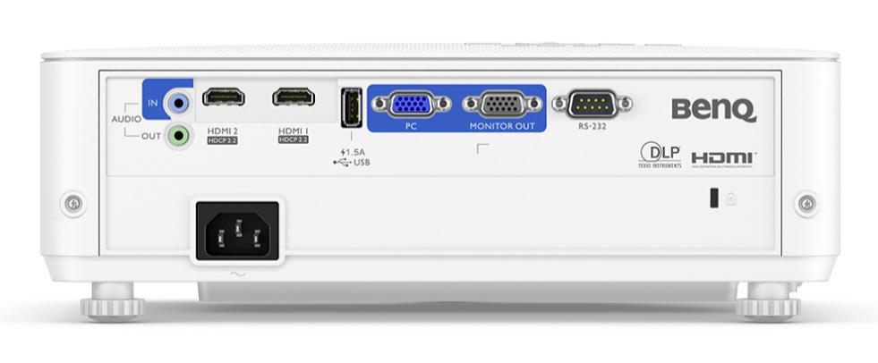 画像2: BenQが、ゲーミングプロジェクター「TH685」を6月20日に発売。応答速度8.3ms の遅延を感じさせないシームレスで、快適なゲームプレイを実現