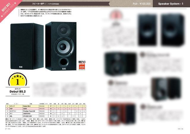 画像: スピーカーやアンプなどのオーディオ製品も充実。スピーカー部門についてはペア10万円から200万円以上のクラスまで、幅広くご紹介します