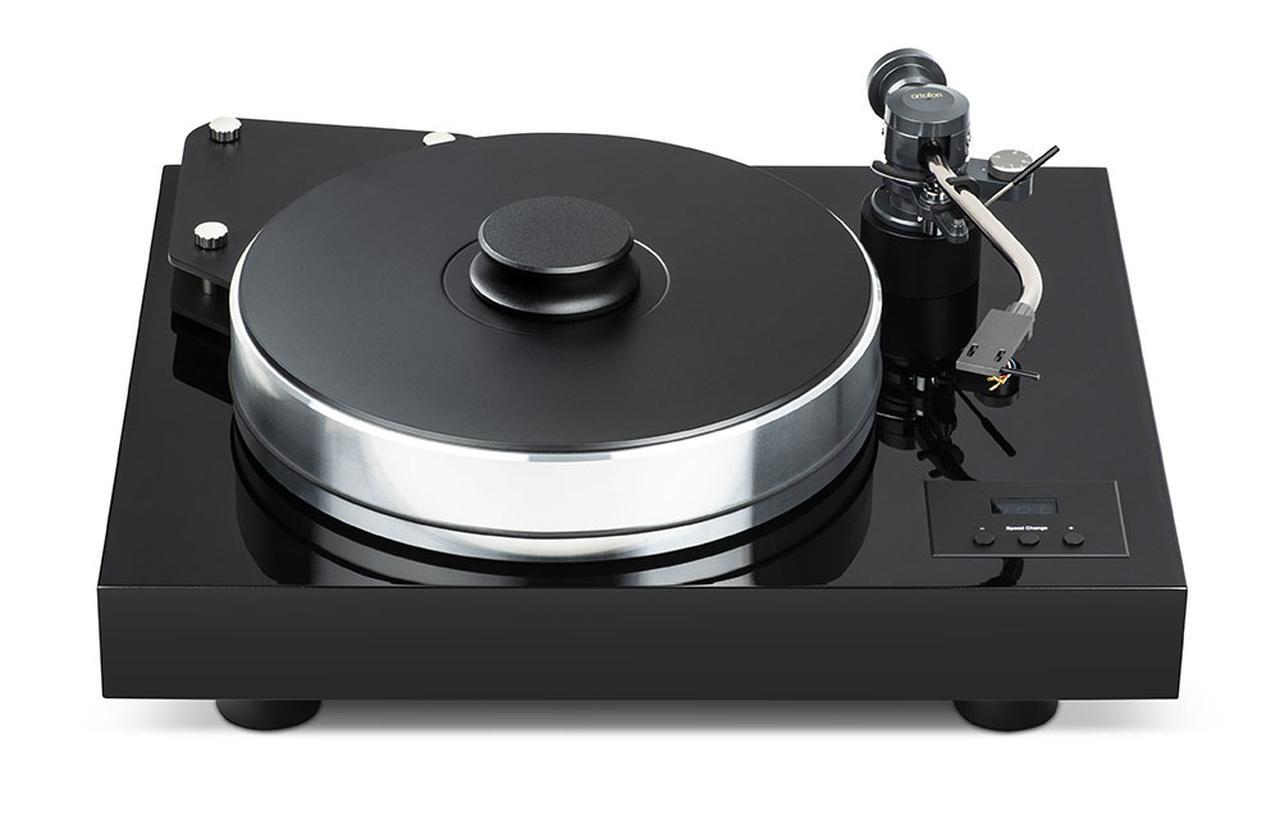 画像: Pro-Jectのハイエンドレコードプレーヤー「XTENSION10TA」は、¥600,000で、6月下旬に発売。日本未発売のオルトフォン製9インチ・トーンアームを搭載 - Stereo Sound ONLINE