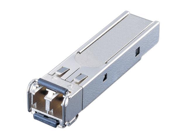 画像: SFP光トランシーバー「BS-SFP-GSR」は単品販売される