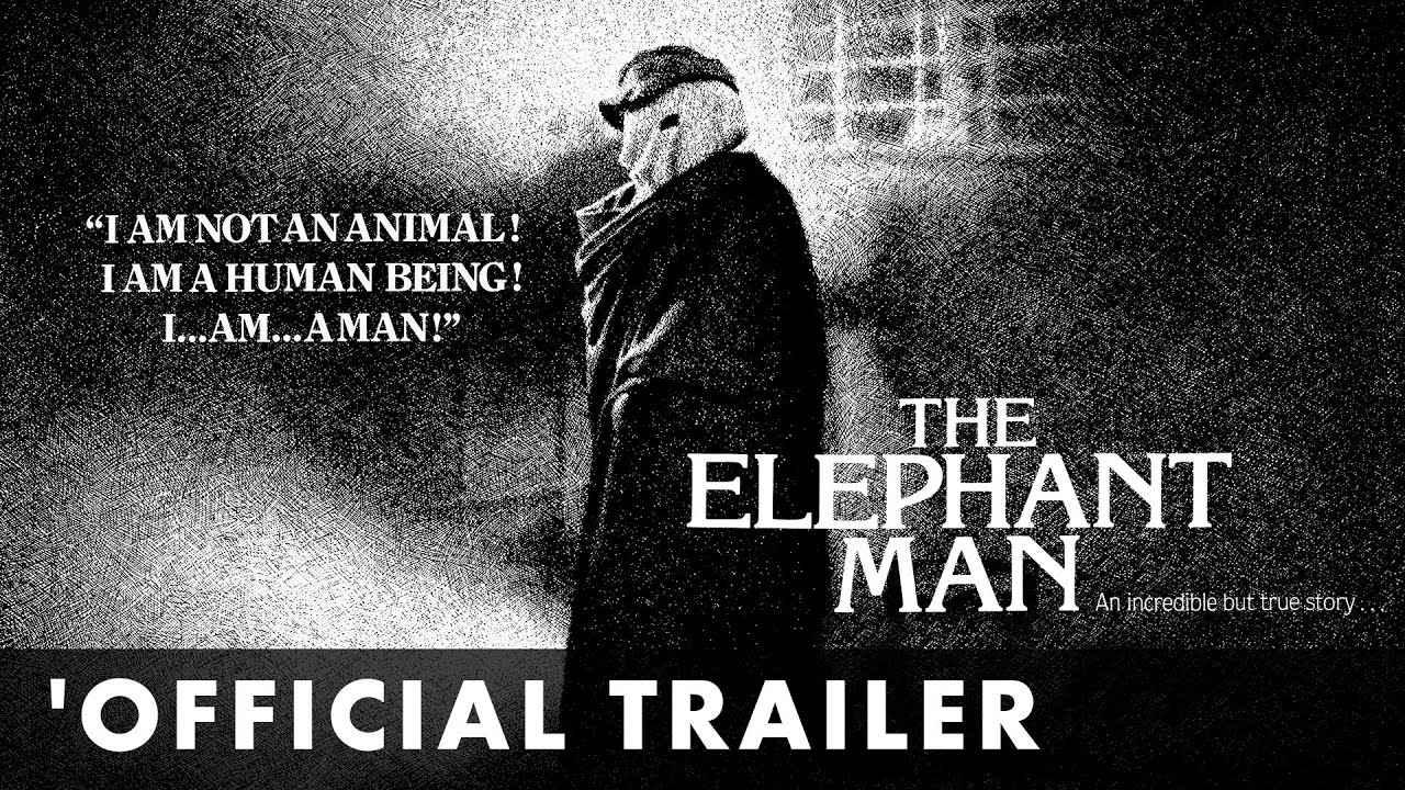 画像: THE ELEPHANT MAN - Official Trailer - Directed by David Lynch www.youtube.com