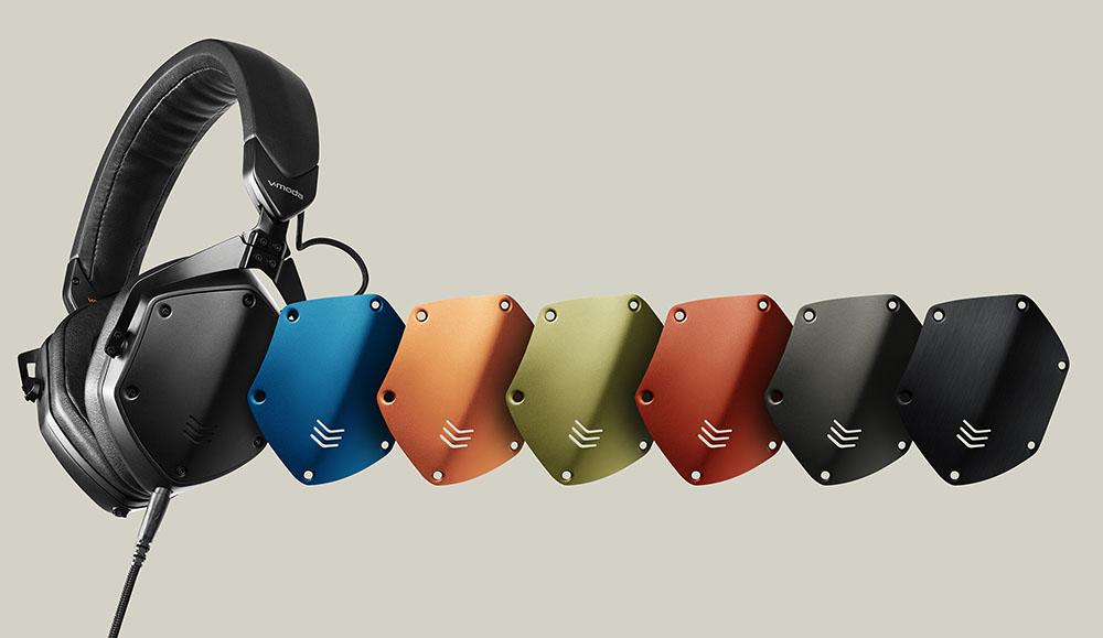 画像: ローランドが、V-MODAの本格スタジオモニター・ヘッドホン「M-200」を好みの色にカスタマイズできるシールド・キットを発売。落ち着きのあるシックな6色を展開