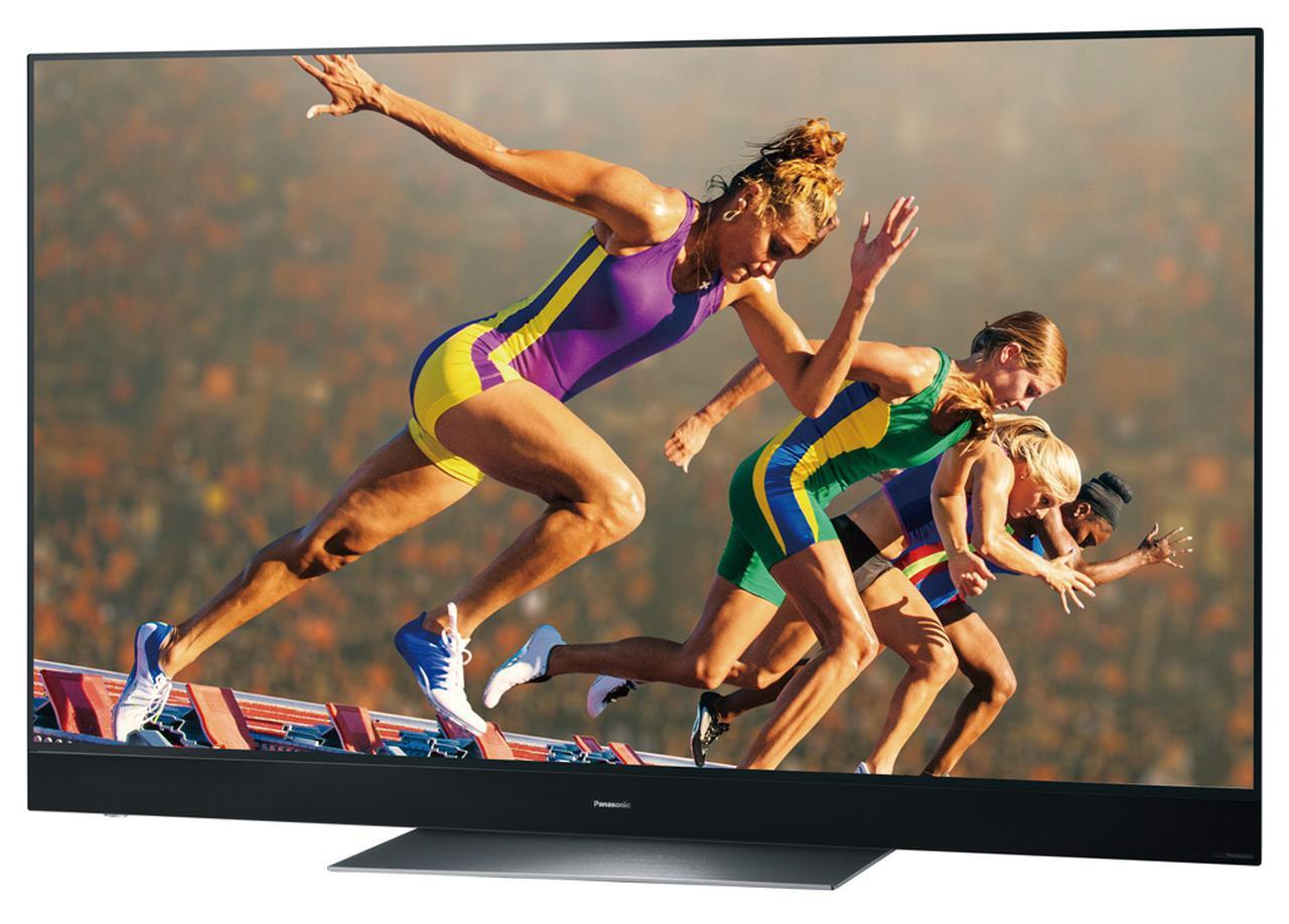 画像8: メーカー別最新4K/8Kテレビラインナップ③『パナソニック ビエラ』。ライバルを圧倒する高画質に加えて転倒防止スタンドの安心感を強く訴求