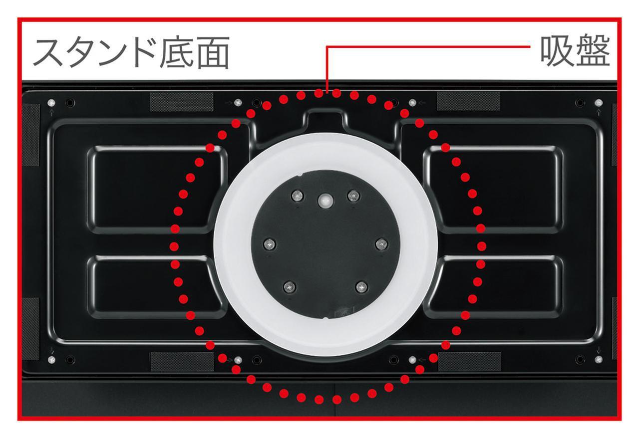 画像4: メーカー別最新4K/8Kテレビラインナップ③『パナソニック ビエラ』。ライバルを圧倒する高画質に加えて転倒防止スタンドの安心感を強く訴求