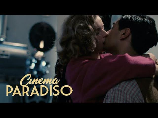 画像: Cinema Paradiso Official Restoration Trailer 4K www.youtube.com