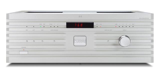 画像: SOULNOTE、最上位D/Aコンバーター「D-2」を60万円で発売。DAC素子にESS「ES9038PRO」を4基搭載 - Stereo Sound ONLINE