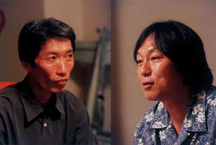 画像: 2003年11月号より。当時は潮さんが50代、川井さんは40代とのことで、どちらも若い!