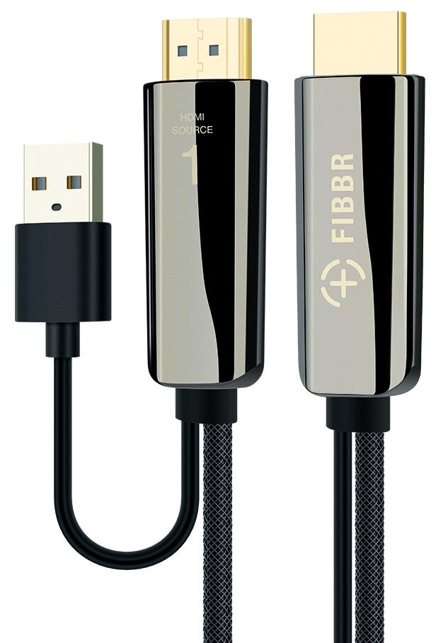 画像2: サブカテゴリー HDMIケーブル部門 第1位 フィバー Pure2