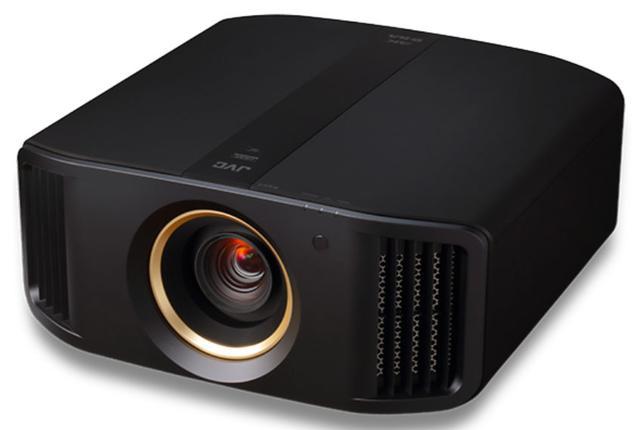 画像: 4K映像再生のキーアイテム、JVC DLA-V7