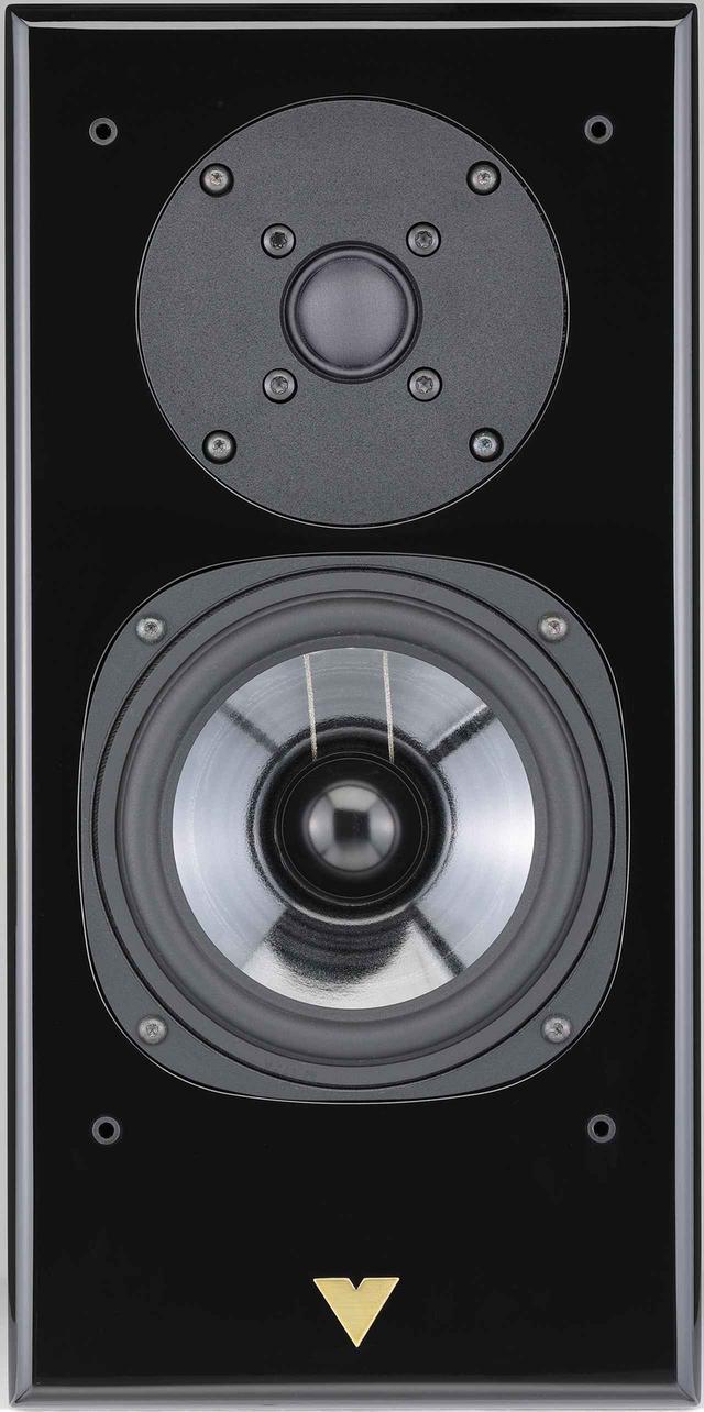 画像: ウーファー振動板は3種類の高剛性・超軽量ポリプロピレンを合成した高機能樹脂X3P。同社最上位機Beethoven CG SEのミッドレンジをリデザインした14㎝口径。トゥイーターはSEAS社と共同開発したシルクドーム型。