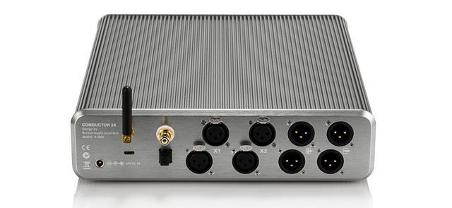 画像2: Burson Audio、ES9038Q2M DACを2基搭載したヘッドホンアンプ「Conductor 3X Reference」を6月26日に発売。16万9980円