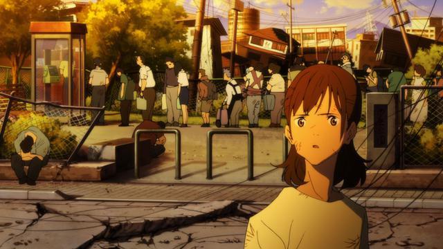画像: 被災した家族の視点から描かれる『日本沈没』