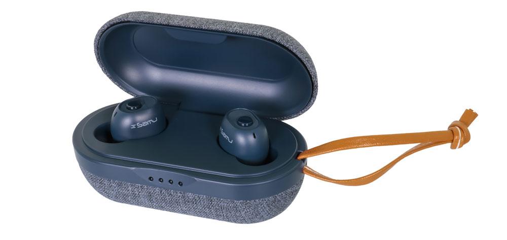 画像1: オウルテック、カーボン振動板で音質をアップさせた完全ワイヤレスイヤホン「Samu-SE04S」を8月に発売