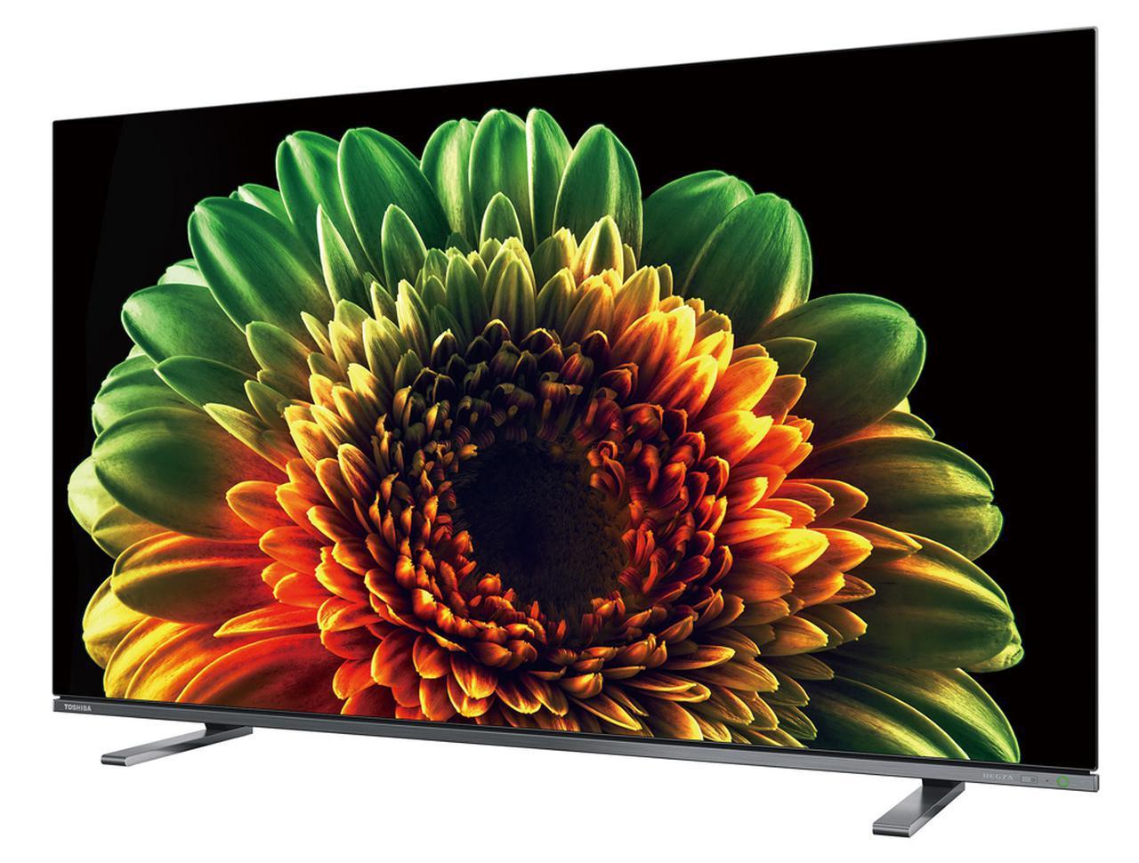画像8: メーカー別最新4K/8Kテレビラインナップ⑤『東芝 レグザ』クラウドを通じて最適画質に自動調整。テレビ史上に残る画期的提案を実現
