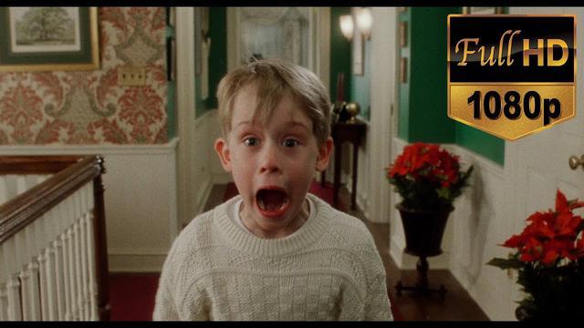 画像: Home Alone - Theatrical Trailer Remastered in HD www.youtube.com