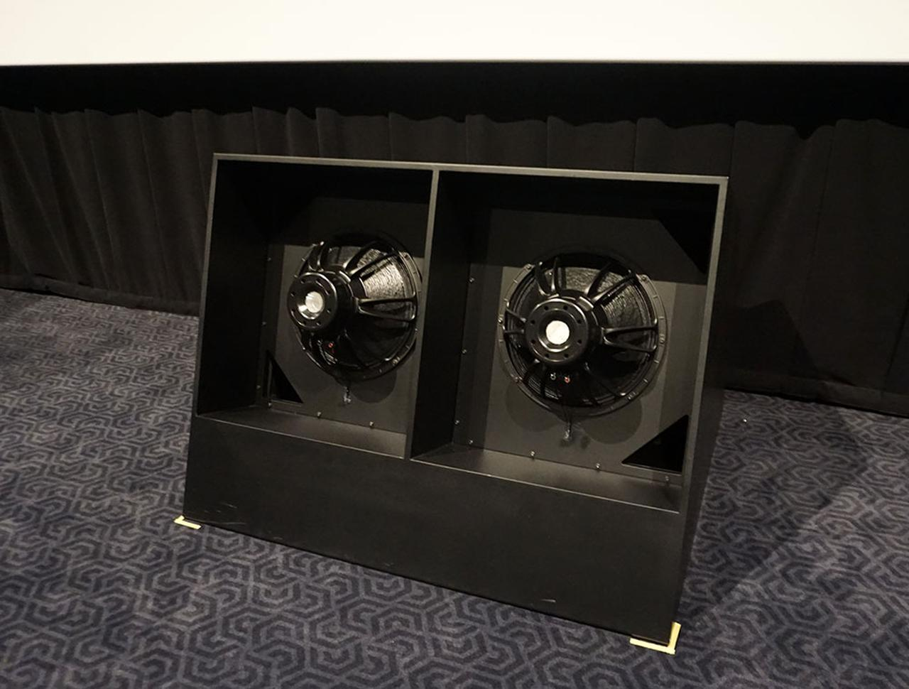"""画像: 全身が震える低音と、リアルなサラウンドで差別化を訴求! """"TOHOシネマズ池袋"""" の3つのスクリーンを体験し、新しい情報発信基地としての可能性を感じた - Stereo Sound ONLINE"""