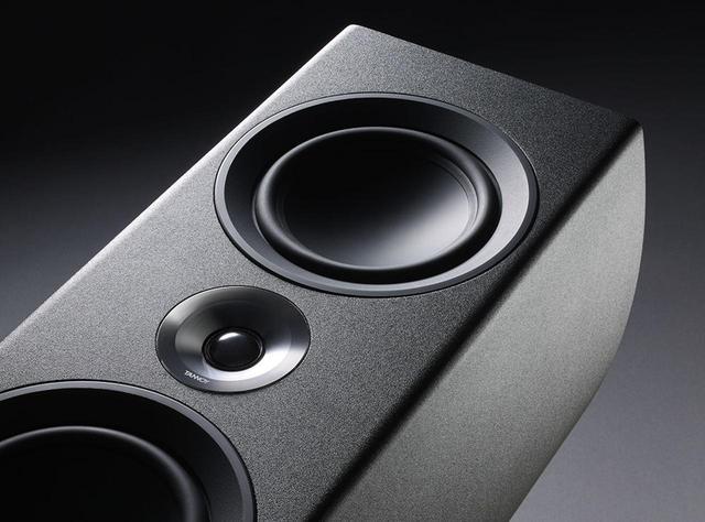画像: タンノイスピーカーに「Platinum」シリーズ2モデルが加わった。「Platinum B6」「Platinum F6」とも、スタイリッシュなデザインに英国の伝統が息づく - Stereo Sound ONLINE