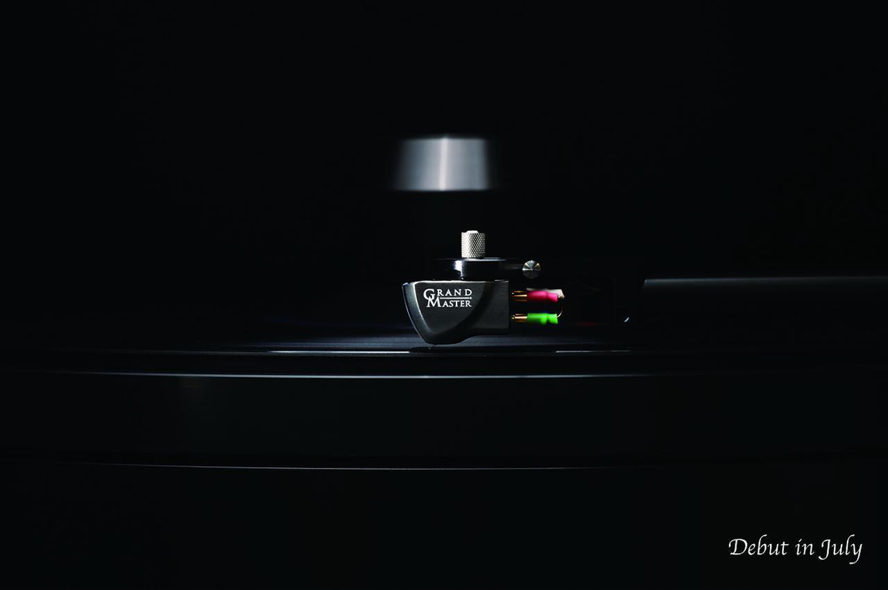 画像: DS Audioがティザー第三弾を公開!遂にモデル名が明らかに!Grand Master 発売を正式にアナウンス!