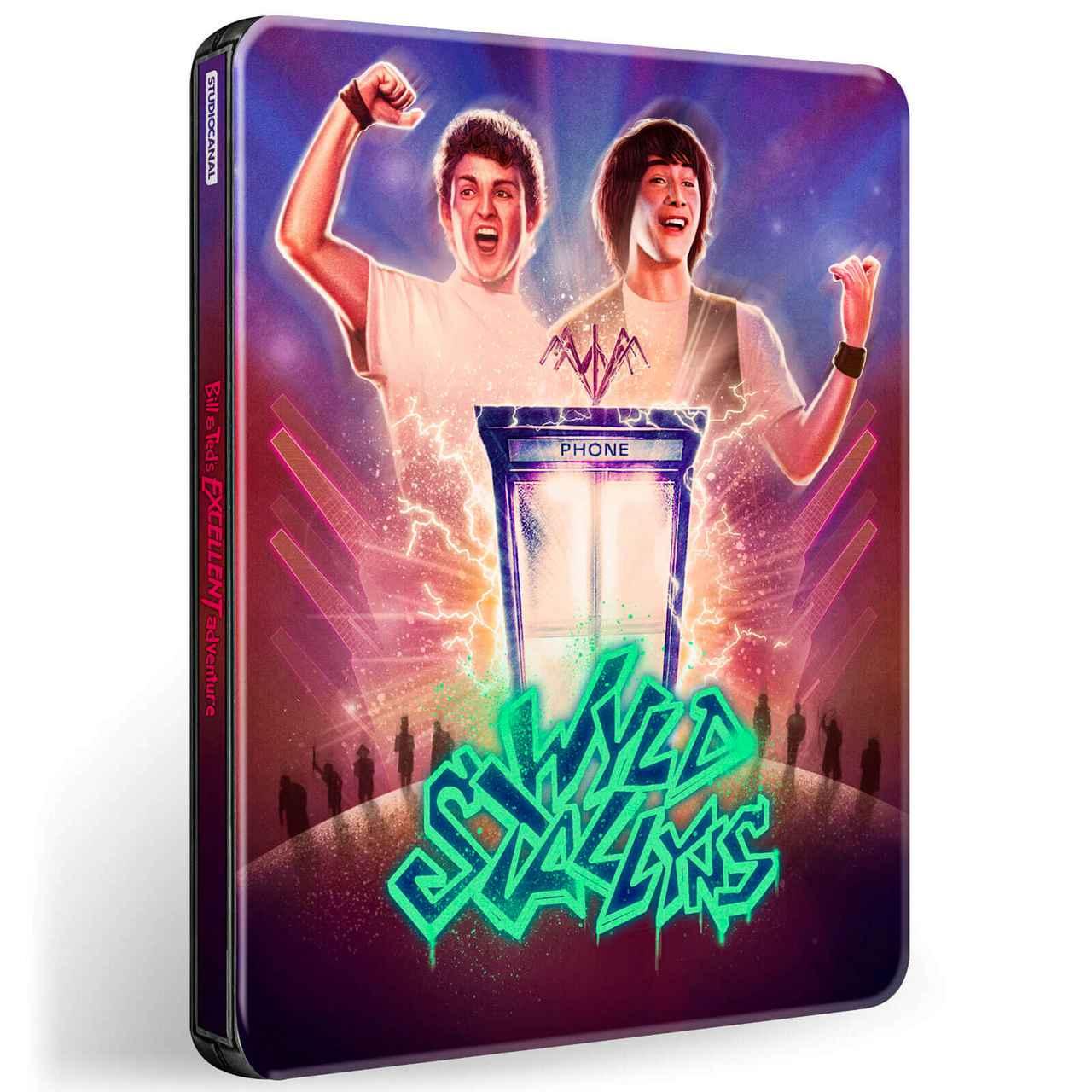 画像: Zavvi Exclusive Steelbook (Includes 2D Blu-ray)