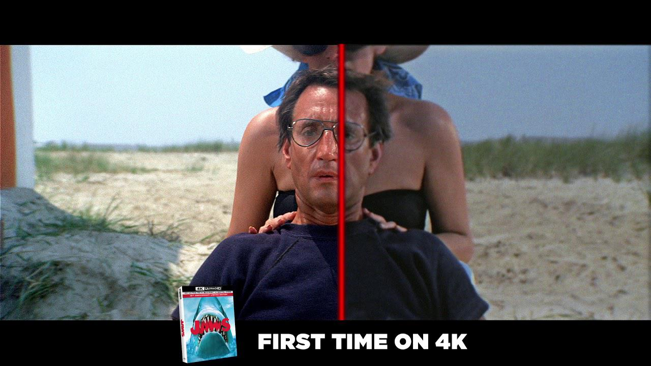 画像: JAWS | New to 4K Ultra HD on 6/2 www.youtube.com