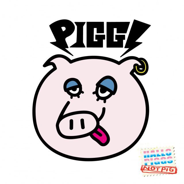 画像: HALLO PIGGS / PIGGS on OTOTOY Music Store