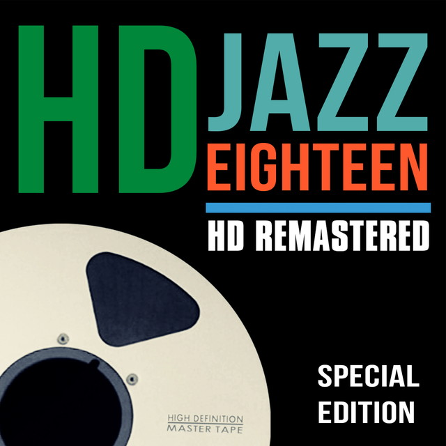 画像: HD Jazz Volume 18/Various Artists
