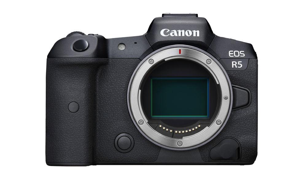 画像1: キヤノン、EOS Rシステムのフラッグシップカメラ「EOS R5」を7月下旬に発売。46万円。8K/4K動画撮影に加え「1DX Mark III」ゆずりのAF性能を獲得