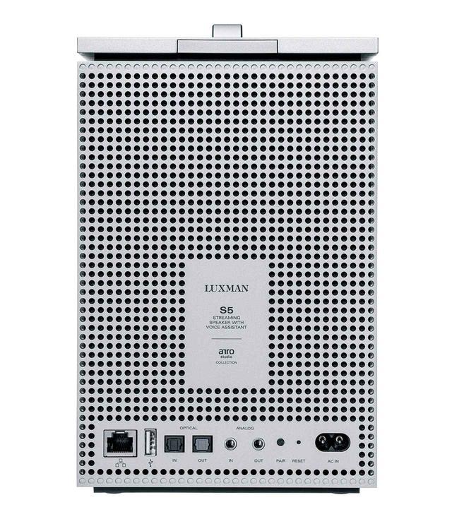画像2: ストレスがなく音楽が楽しい!こんなスマートスピーカーは初めてだ。LUXMAN B-Side「arro studio collection S5」