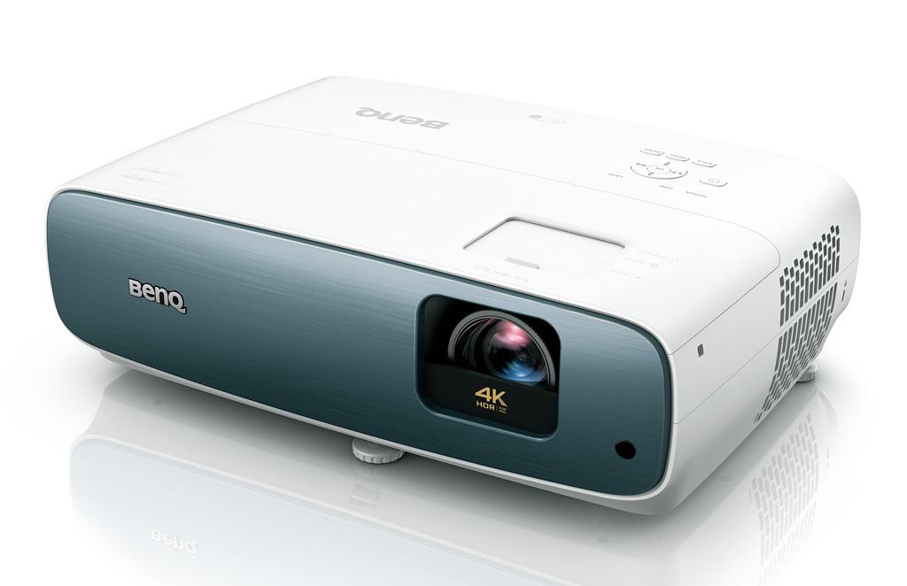 画像1: 明るさと鮮やかさを活かした大画面ならば、テレビとは異なる感動が得られる BenQ「TK850」