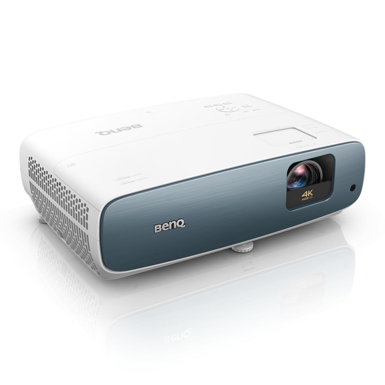 画像: 4K プロジェクター、映画 およびスポーツファン向け HDR-PRO 3D、3000ルーメンBenQホームプロジェクター
