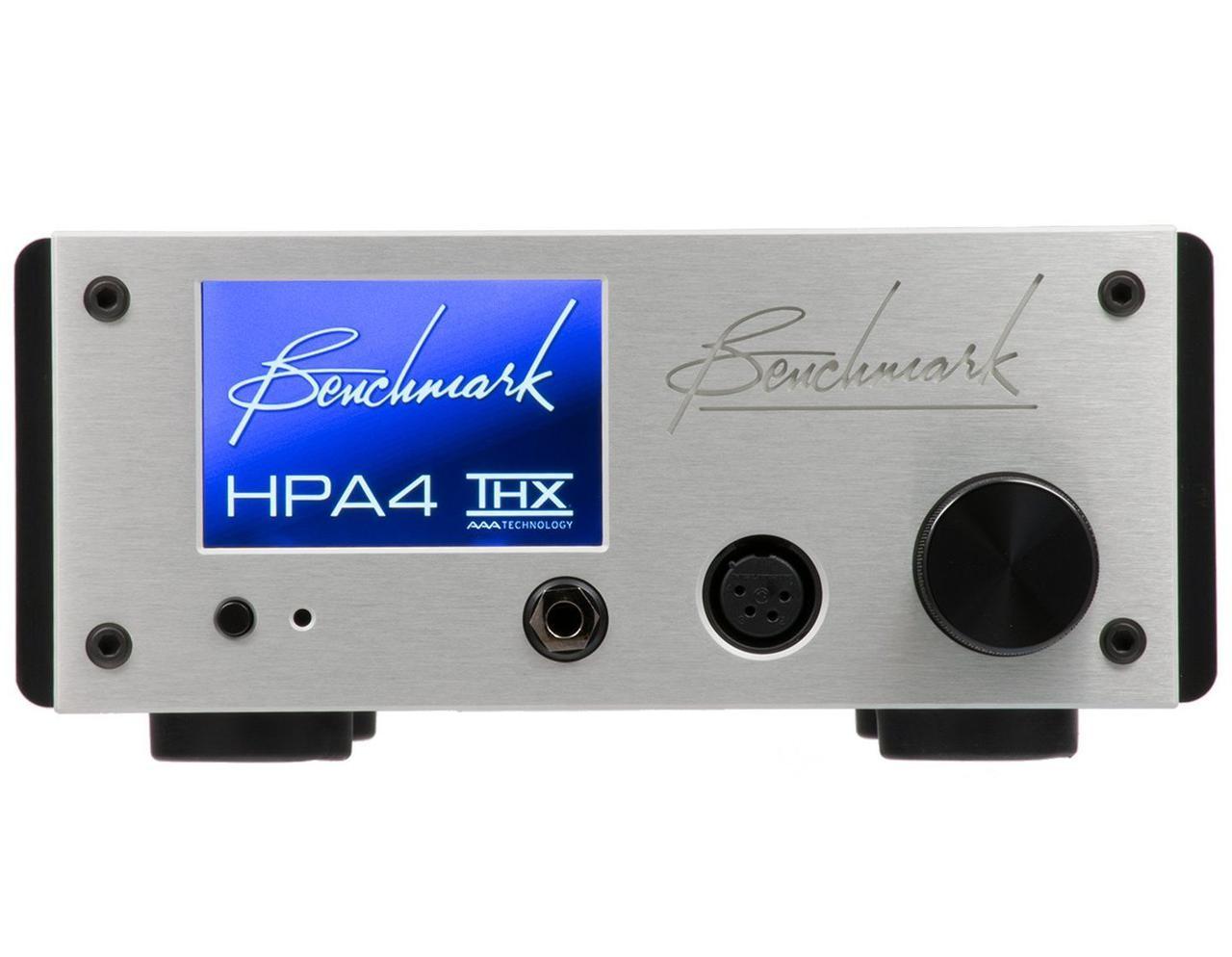 画像: ヘッドホンアンプ「HPA4」ならびにステレオパワーアンプ「AHB2」発売のご案内 – Benchmark Media Systems Japan