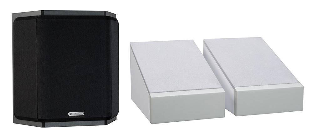 画像: 左が「BRONZE FX-6G」のブラックで、右は「BRONZE AMS-6G」のホワイト