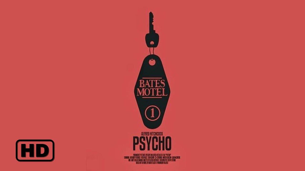 画像: PSYCHO (1960) - Modern Trailer www.youtube.com