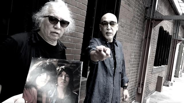 画像1: 【コレミヨ映画館vol.44】 『zk/頭脳警察50 未来への鼓動』より自由に。いまを楽しめ! 結成50周年を迎えた伝説のバンド、頭脳警察のドキュメンタリー映画