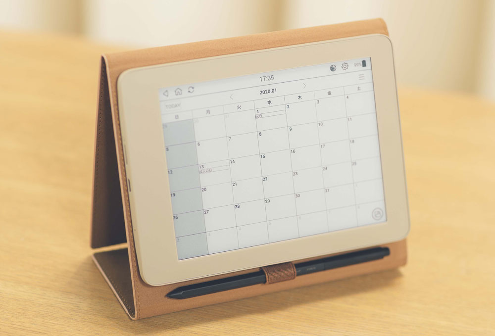 画像: キングジム、紙の書き心地でメモできるデジタルノート「フリーノ」FRN10を7月31日に発売。PCやスマホとのデータの連携も可