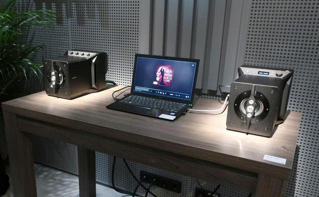 画像: 【麻倉怜士のIFAリポート2019】その13:革命的なニアフィールド+アクティブスピーカー「SA-Z1」をソニーが開発。テクノロジー編(続編) - Stereo Sound ONLINE