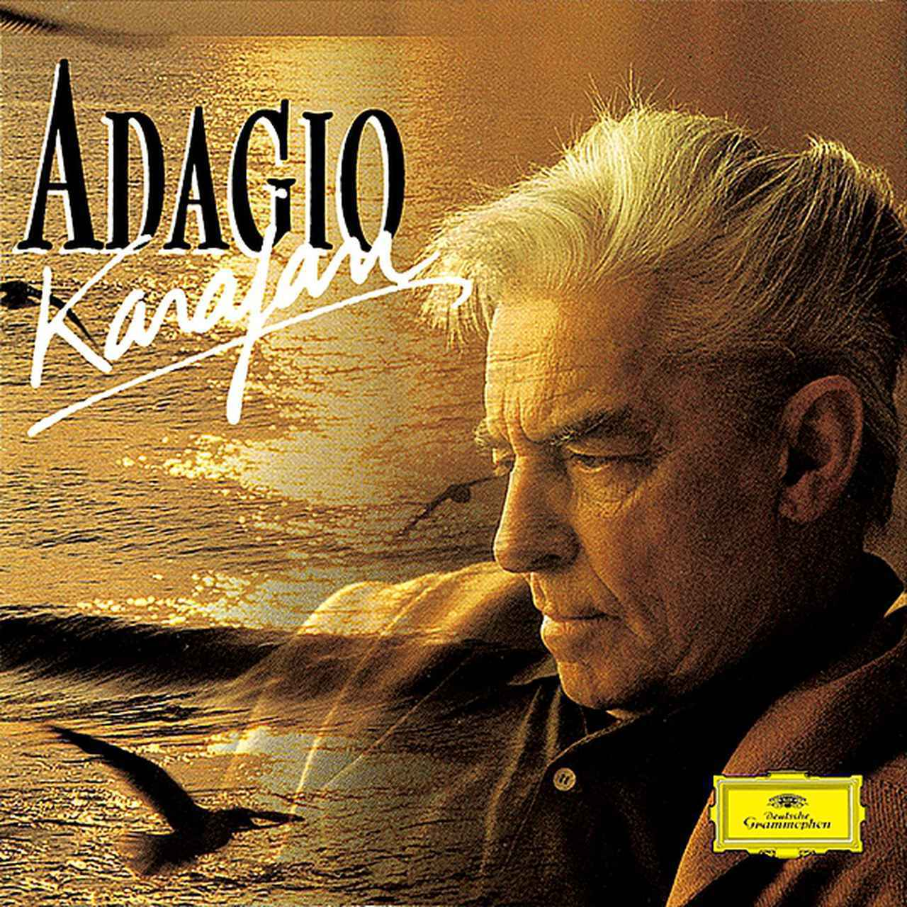 画像: アダージョ・カラヤン・プラチナム/ヘルベルト・フォン・カラヤン, ベルリン・フィルハーモニー管弦楽団
