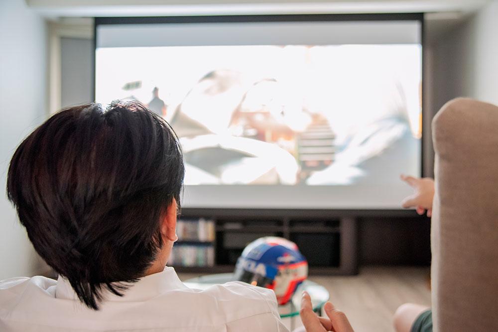 画像: これがル・マンを知る男たちだ。片山右京さんと一緒に川井シアターの4K&アトモスで『フォードvsフェラーリ』のUHDブルーレイを観た!:ホームシアターPOLE to WIN 2020(3)