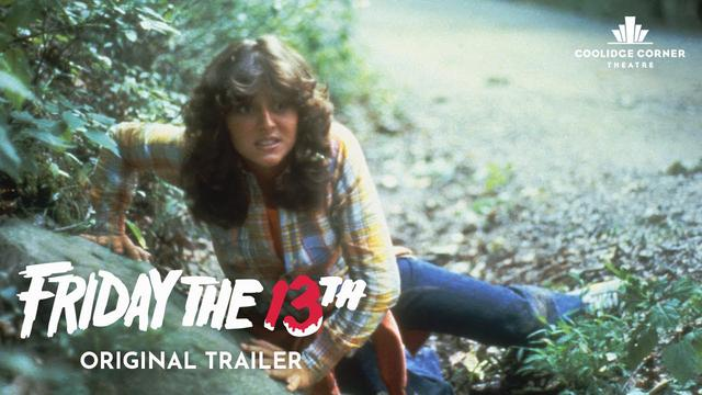 画像: Friday the 13th (1980) | Original Trailer [HD] | Coolidge Corner Theatre youtu.be