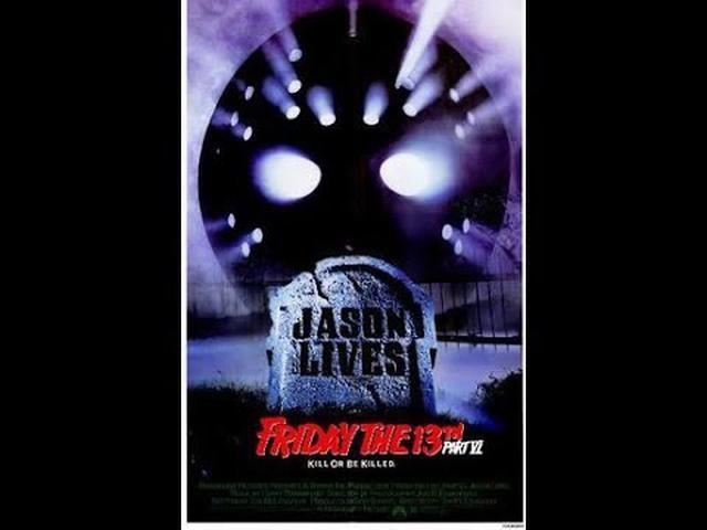 画像: Friday the 13th Part VI: Jason Lives (1986) - Trailer HD 1080p www.youtube.com