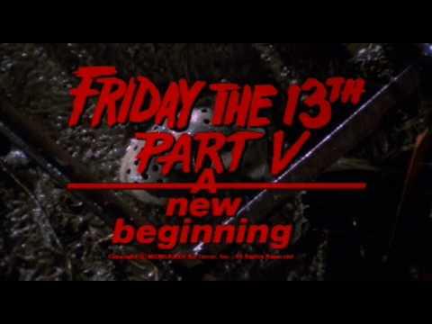 画像: Friday The 13th, Part V: A New Beginning (1985) Theatrical Trailer www.youtube.com