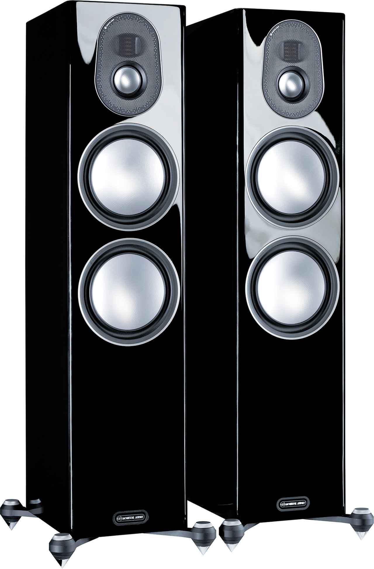 画像1: 第2位:モニターオーディオ Gold300-5G