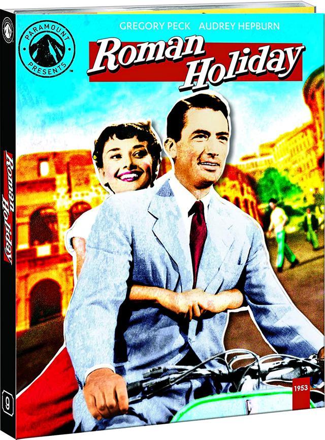 画像1: 《Update》最新4Kレストアで初BD化『ローマの休日』【海外盤Blu-ray発売情報】